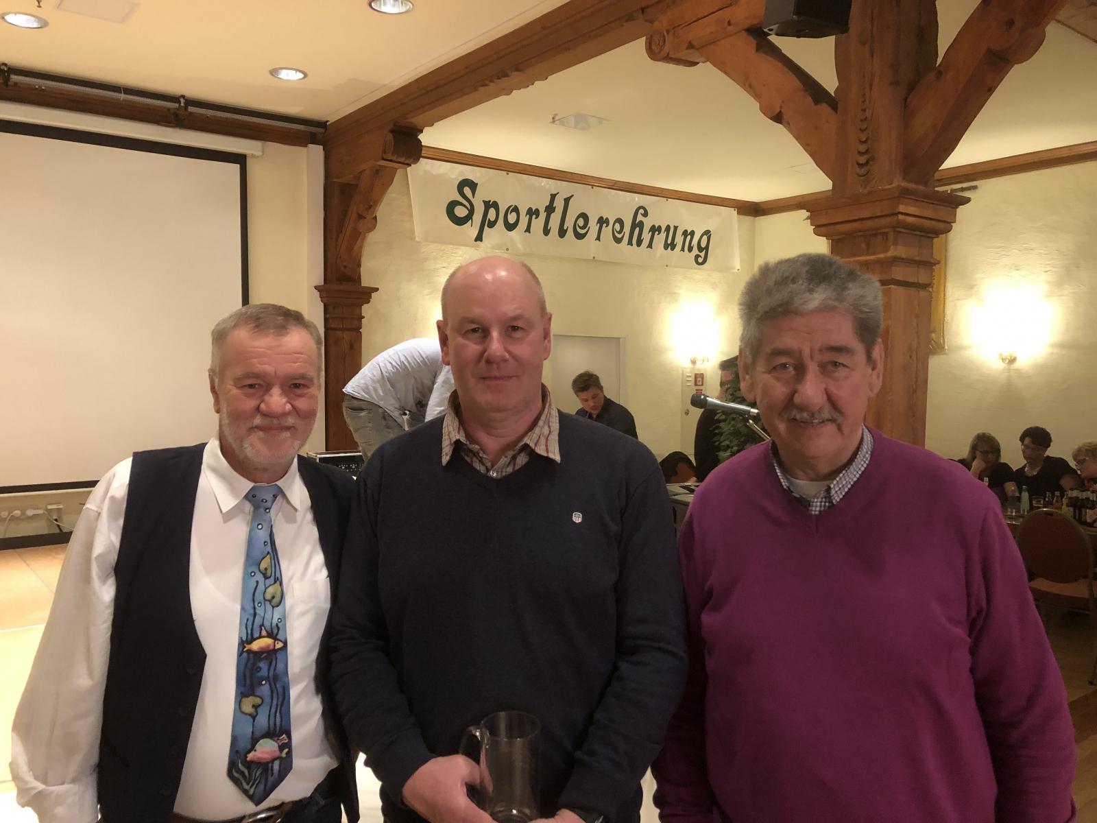Jürgen, Marc und Rüdiger